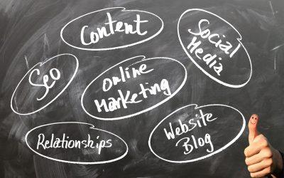 Accroître sa notoriété, en développant une stratégie Web Marketing Niv.1
